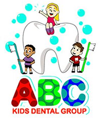 abc kids dental group logo