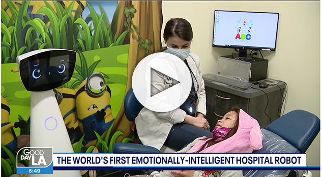 ABC Kids Dental Group tour the office in Granada Hills